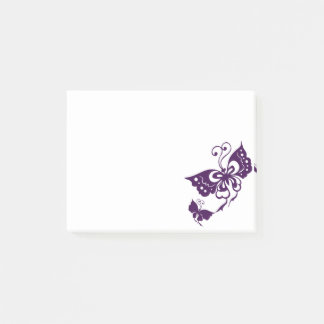 Butterfly Wings Post-it Notes