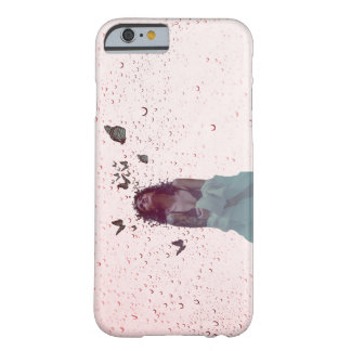 Butterfly Woman Barely There iPhone 6 Case