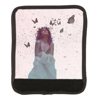 Butterfly Woman Handle Wrap