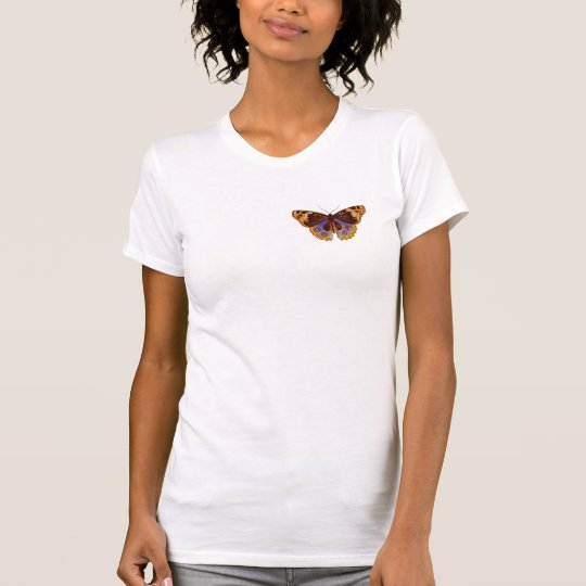 """""""BUTTERFLY"""" Womens T-Shirt"""