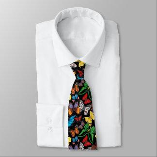 Butterfly World Black Tie