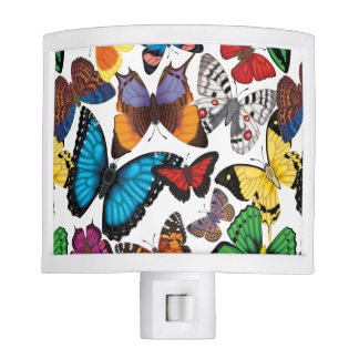 Butterfly World Nite Light