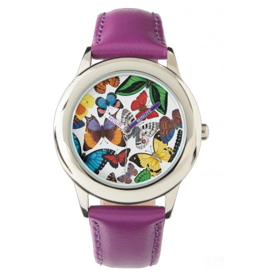 Butterfly World Watches