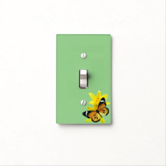 Butterfy Light Switch Cover
