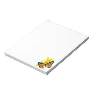 Butterfy Notepad