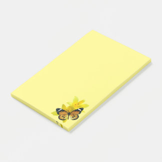 Butterfy Post-it Notes