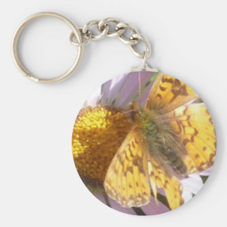 Butterly Magic Keychain