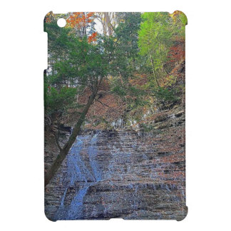 Buttermilk Falls Cuyahoga National Park Ohio iPad Mini Cover