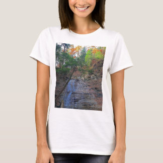 Buttermilk Falls Cuyahoga National Park Ohio T-Shirt