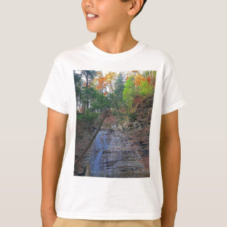 Buttermilk Falls Cuyahoga National Park Ohio T-Shirt