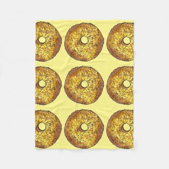 Butternut Crunch Doughnut Doughnut Yellow Blanket