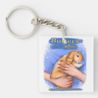 Butters Comes Home Keychain