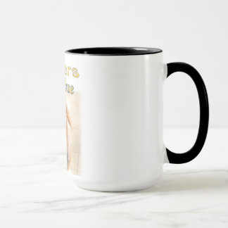 Butters Comes Home Ringer Mug
