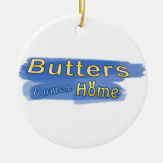 Butters Comes Home Title Ornament