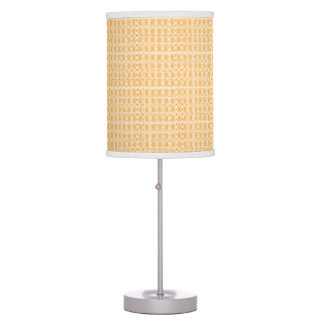 Butterscotch-Royalty-Plaids-Traditional-Stylish Table Lamp