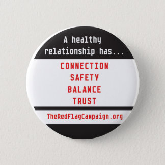 Button-A Healthy Relationship Has... 2 Inch Round Button