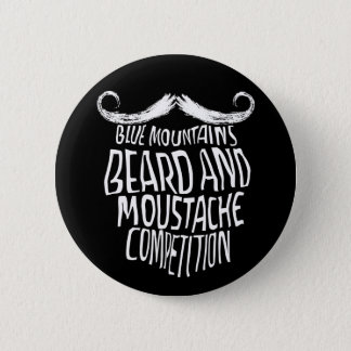 Button badge with the BMBMC beard logo