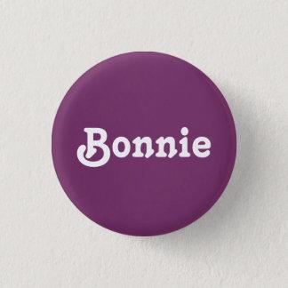 Button Bonnie