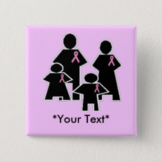 Button - Breast Cancer Support