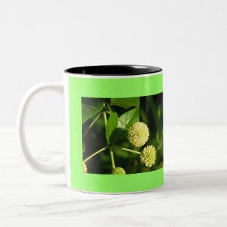 Button Bush Mug