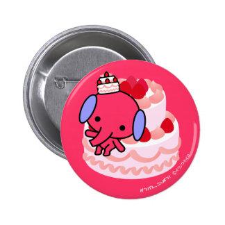 Button - Cake Elephant - Big Cake