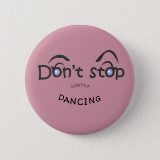 Button - Don't Stop Contra Dancing