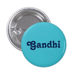 Button Gandhi