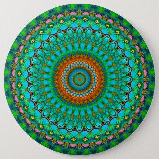 Button Geometric Mandala G388