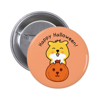 button – Happy Halloween!