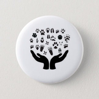 Button - Infinity Aid