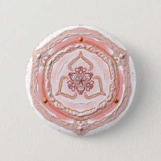 "Button Mandala 02 ""light coral """