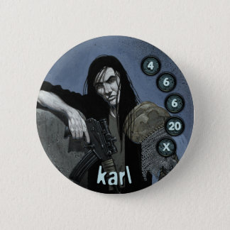 Button Men Soldiers: Karl