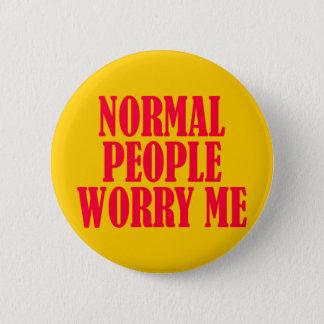 BUTTON_normalpeople 2 Inch Round Button