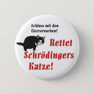 Button of Schroedinger cat