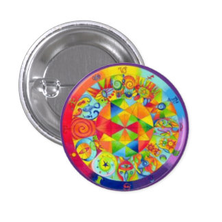 Button the Zodiac of colors