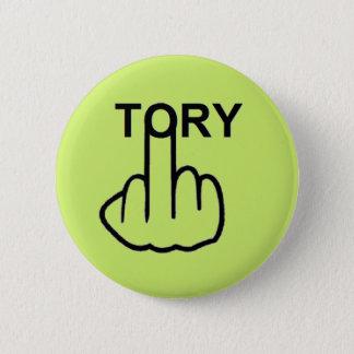 Button Tory Flip
