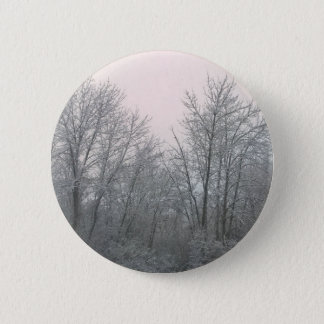 button winter wonderland snow christmas