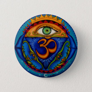 Button with 6th chakra