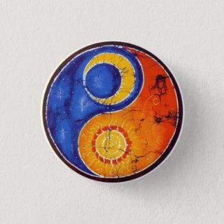 Button Yin Yang
