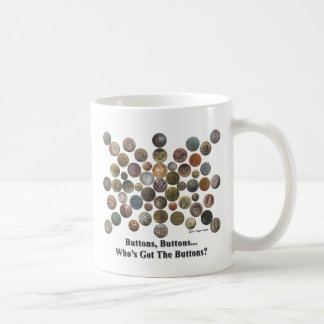 Buttons, buttons coffee mug
