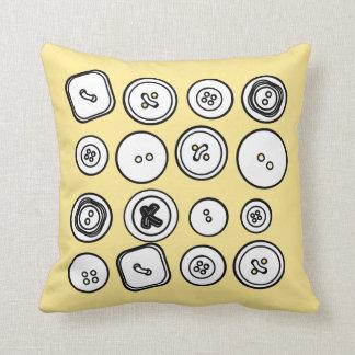 Buttons Cushion