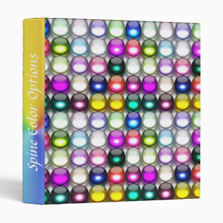 Buttons Galore 1 Binder Options