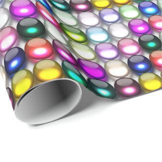 Buttons Galore 1 Wrapping Paper