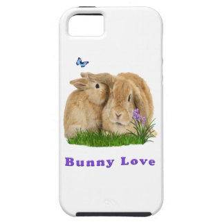 buuny love iPhone 5 cases