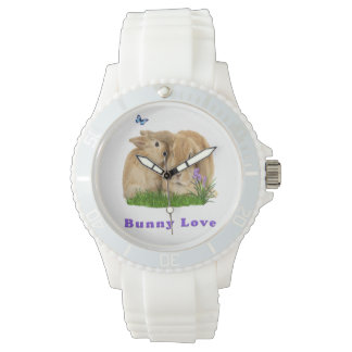 buuny love wristwatch