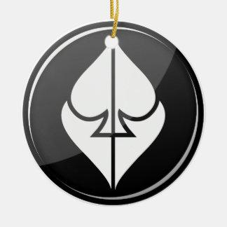 Bűvész Színház Logo Ornaments