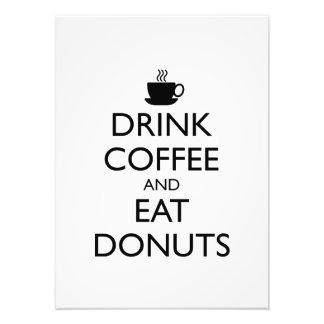 BUVEZ DU CAFÉ ET MANGEZ LES BUTÉES TORIQUES