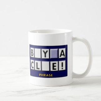Buy A Clue mug