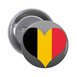 Buy Belgium Flag Pinback Buttons