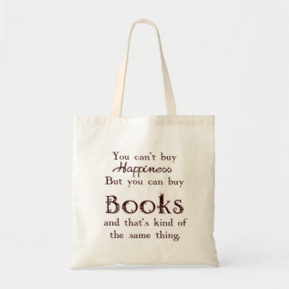 Buy Books Tote Bag